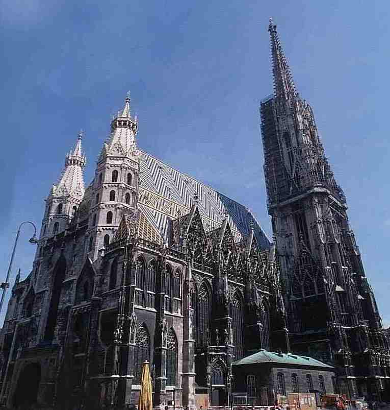 Stephanskirche Wien